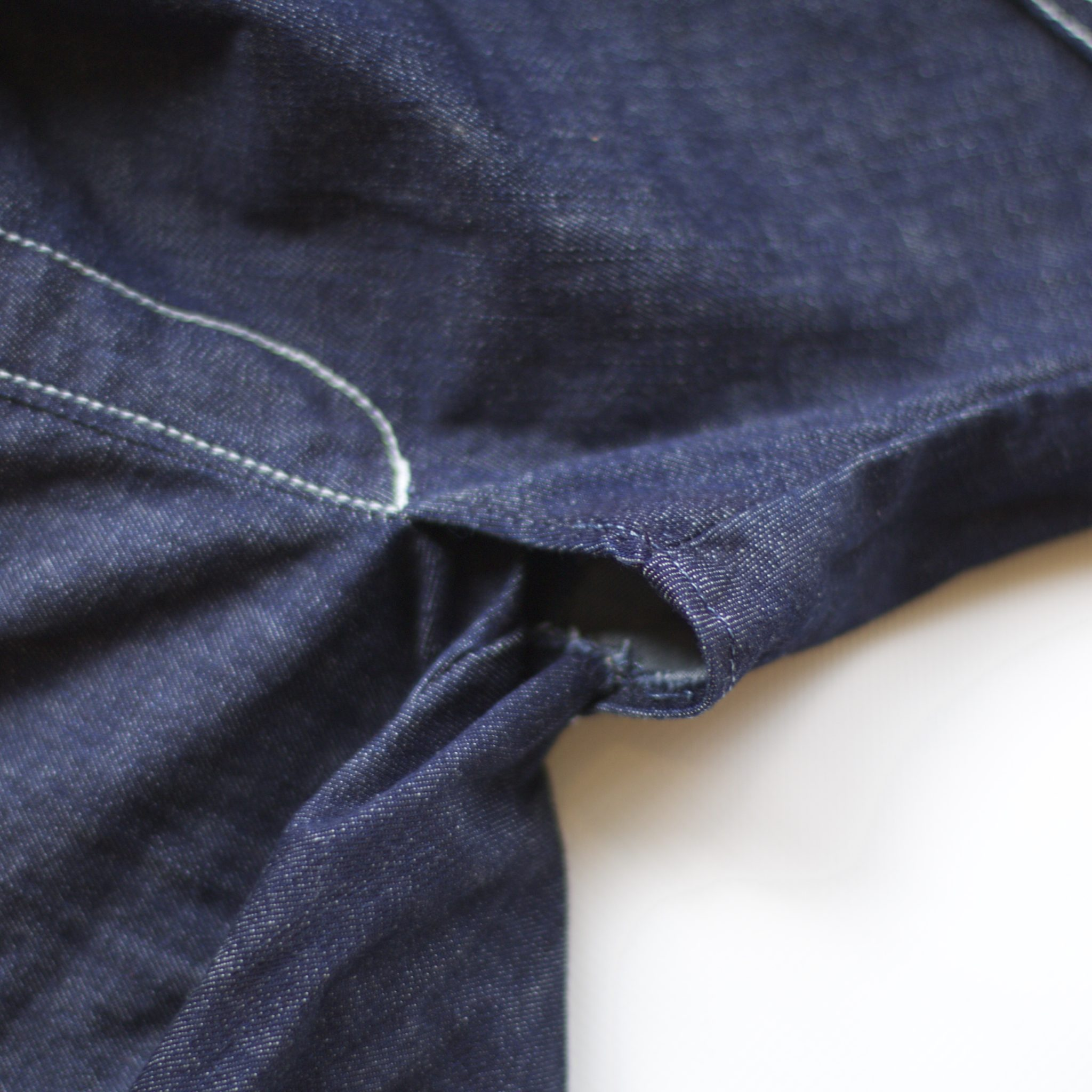 Catheter Opening Jeans